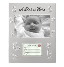 Malden 4x6 A star is Born Frame