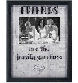 Malden 4x6 Friends Newsprints Frame
