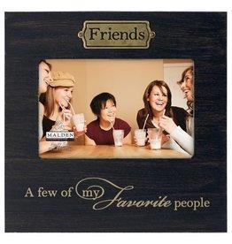 Malden 4x6 Weathered Friends Frame