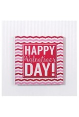 ADAMS & CO. HAPPY VALENTINES DAY Wood Sign