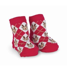 Bearington Collection Lil Reindeer Socks