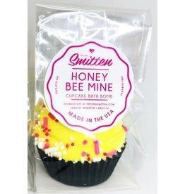Feeling Smitten Mini BEE MINE Cupcake Bomb