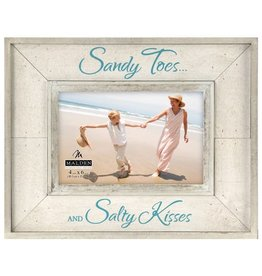 Malden 4X6  SANDY TOES, SALTY KISSES