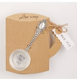 Mud Pie Joe Coffee Scoop