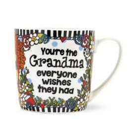 BROWNLOW GIFT Suzy Toronto Mug - GRANDMA