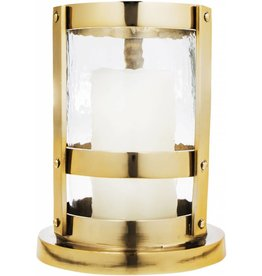 Home Essentials Waverly Gold Hurricane