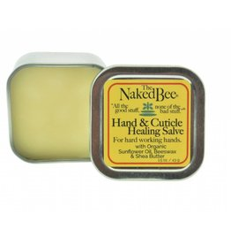 Naked Bee Hand & Cuticle Healing Salve