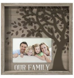 Malden OUR FAMILY Tree Frame