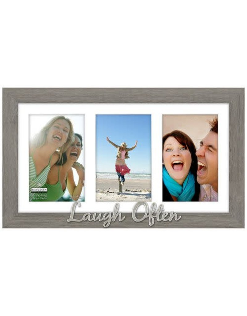 Malden 3-OP LAUGH OFTEN Frame