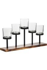 Home Essentials 5-Tealight Votive Holder