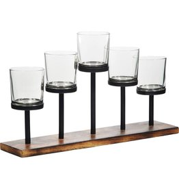 Home Essentials 5-Tealight Votive Holder