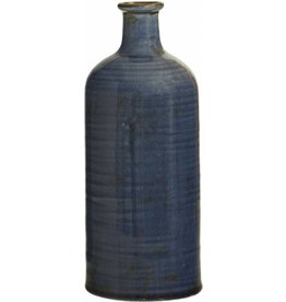 Home Essentials Indigo Blue Vase