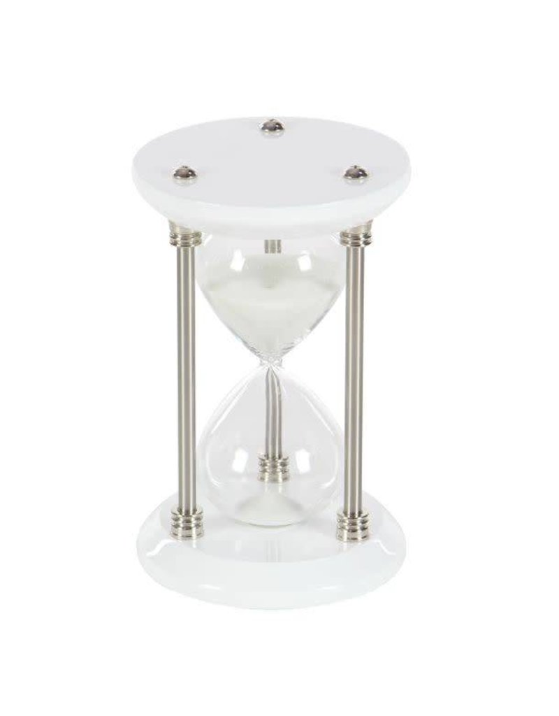 UMA ENTERPRISES INC. 30-Minute  Glass Sand Timer