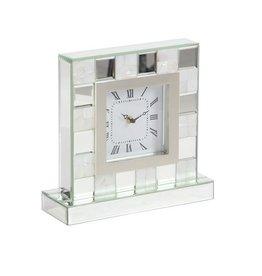 UMA ENTERPRISES INC. Mirror Table Clock