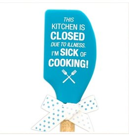 BROWNLOW GIFT Sick Of Cooking Spatula