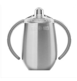 TRUE NORTH True North - Stainless Steel Sippy Cup