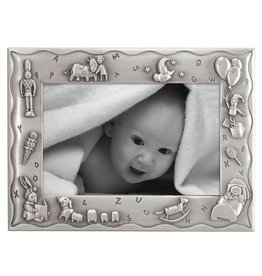 Malden 4x6 Sweet Dreams Pewter Frame