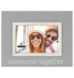 Malden Awesome Together Gray Frame
