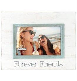 Malden Forever Friends White Wooden Frame