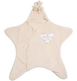 Pavilion Baby Girl Star Comfort Snuggler