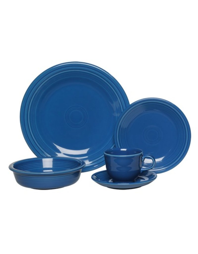 5 pc Place Setting (cup/scr) Lapis