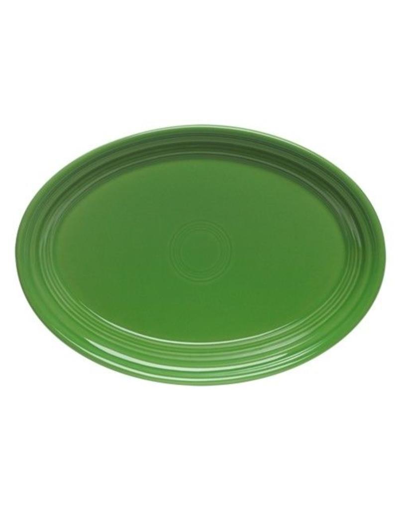 "Small Oval Platter 9 5/8"" Shamrock"