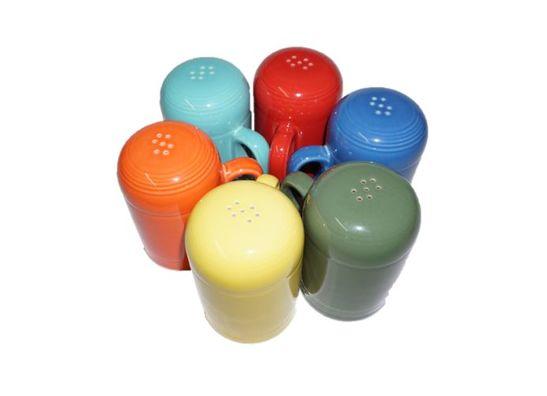 Individual Rangetop Salt Shaker