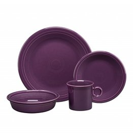 4 Piece Place Setting Mulberry