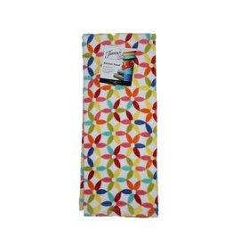 Petite Floral Kitchen Towel