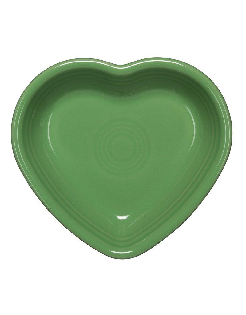 The Homer Laughlin China Company Small Heart Bowl Meadow