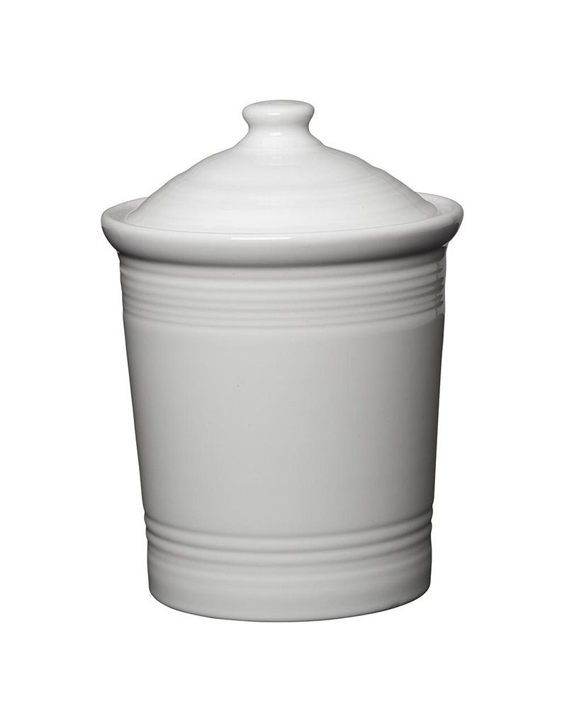 The Homer Laughlin China Company Medium Canister White