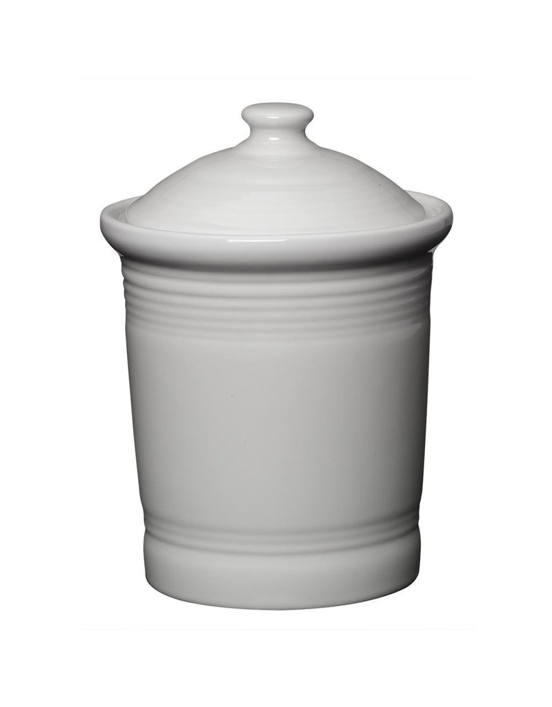 The Homer Laughlin China Company Small Canister White
