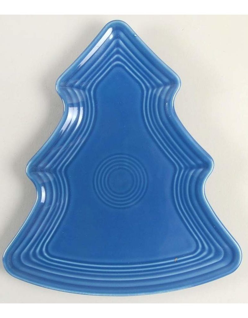 The Homer Laughlin China Company Tree Plate Lapis