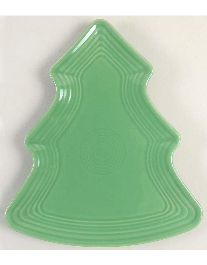 The Homer Laughlin China Company Tree Plate Meadow