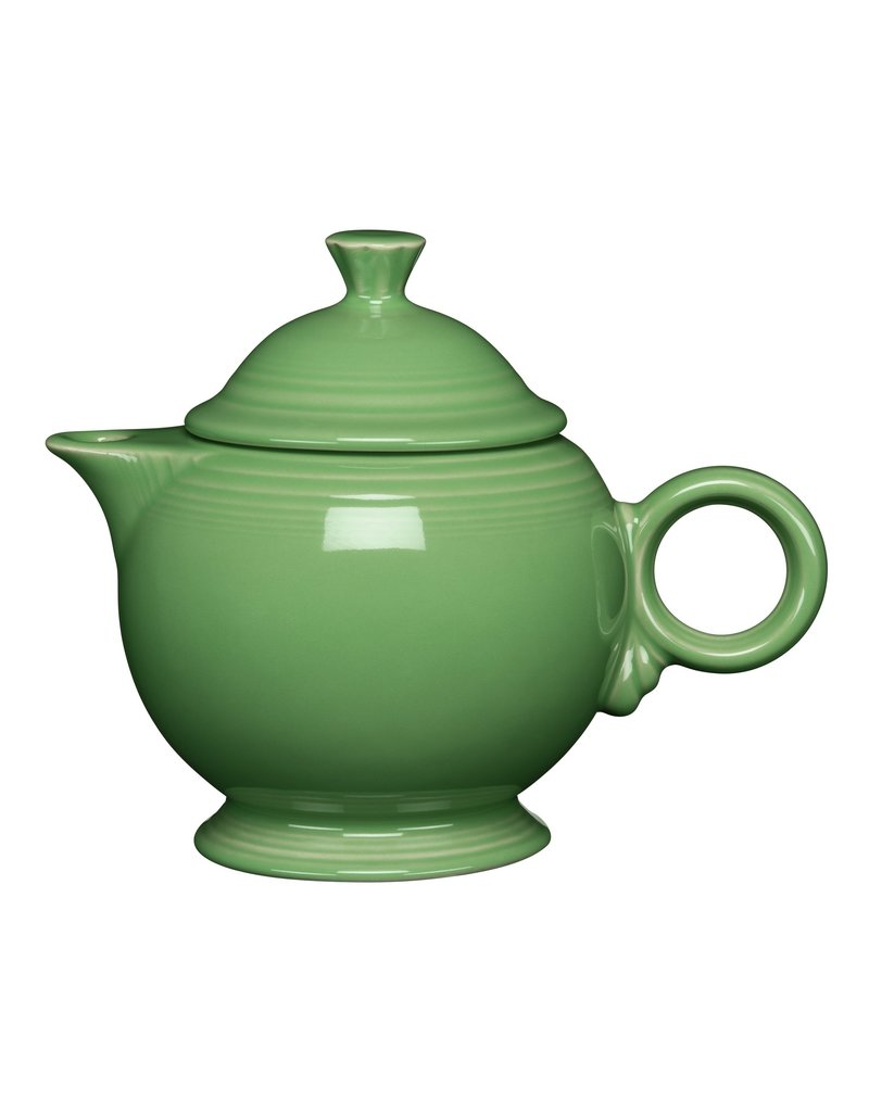 The Homer Laughlin China Company Covered Teapot Meadow
