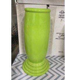 The Homer Laughlin China Company Retired Millennium Vase Chartreuse