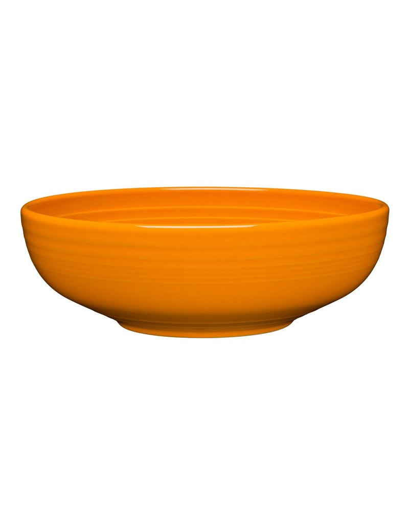 The Homer Laughlin China Company Medium Bistro Bowl Butterscotch