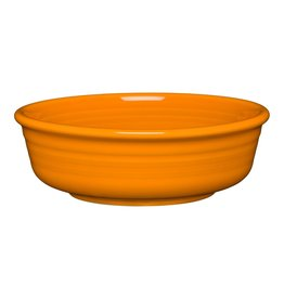 The Homer Laughlin China Company Small Bowl 14 1/4 oz Butterscotch