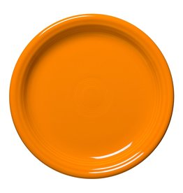 "The Homer Laughlin China Company Bistro Salad Plate 7 1/4"" Butterscotch"