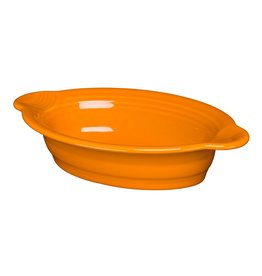 The Homer Laughlin China Company Individual Casserole Butterscotch