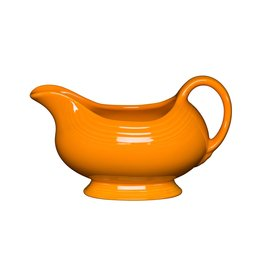 The Homer Laughlin China Company Sauceboat Butterscotch