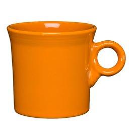 The Homer Laughlin China Company Mug 10 1/4 oz Butterscotch