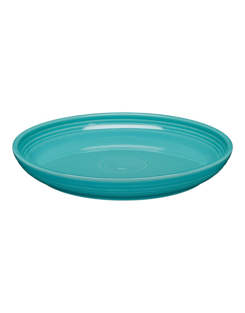 The Homer Laughlin China Company Bowl Plate Turquoise