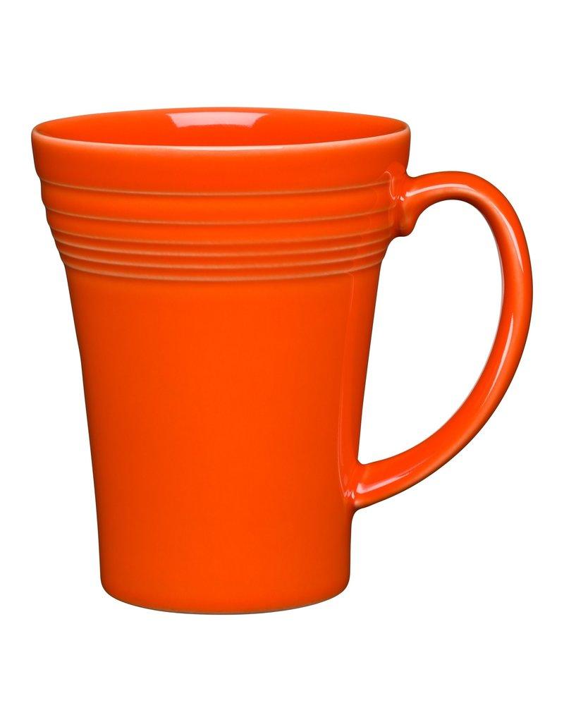 Bistro Latte Mug Poppy