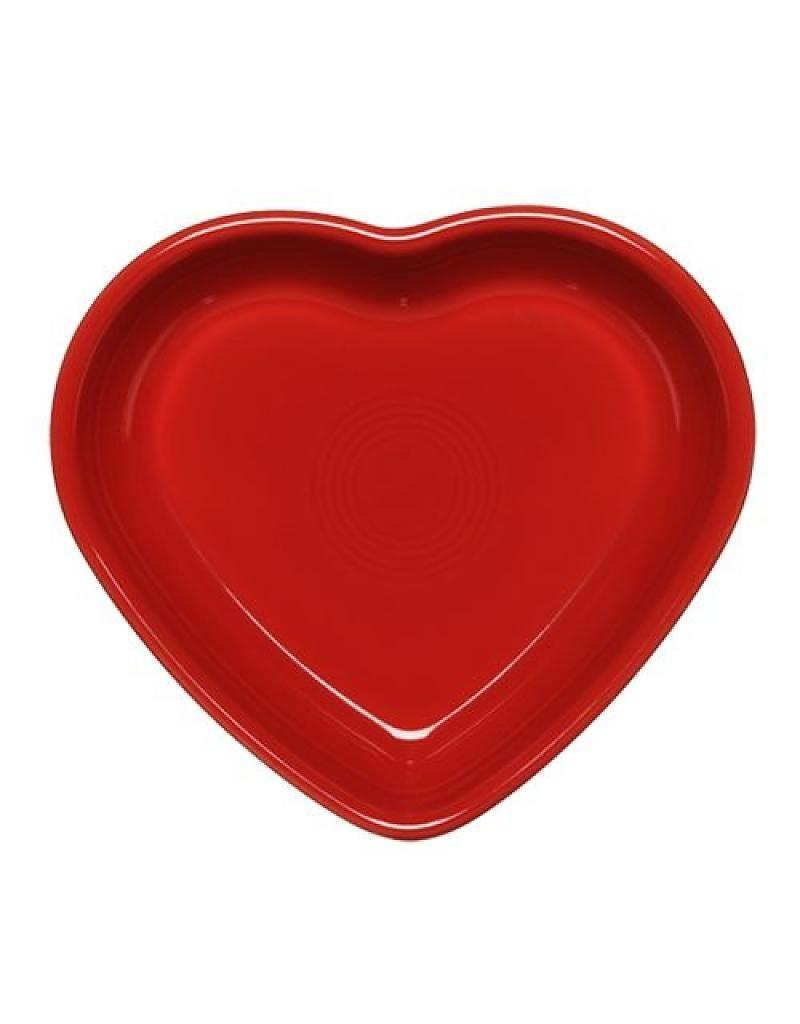Small Heart Bowl Scarlet