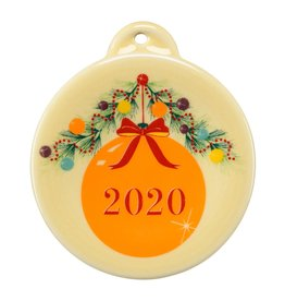 The Homer Laughlin China Company Christmas  Tree 2020 Ornament