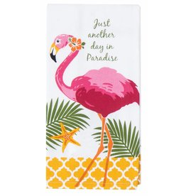 Paradise Tea Towel