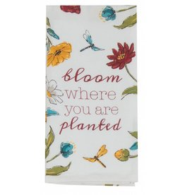 Spice Beauty Bloom Flour Sack Towel