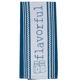 Cookery Flavorful Jacquard Tea Towel
