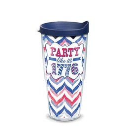 Tervis Party Like it's 1776 24 oz Tumbler w/lid